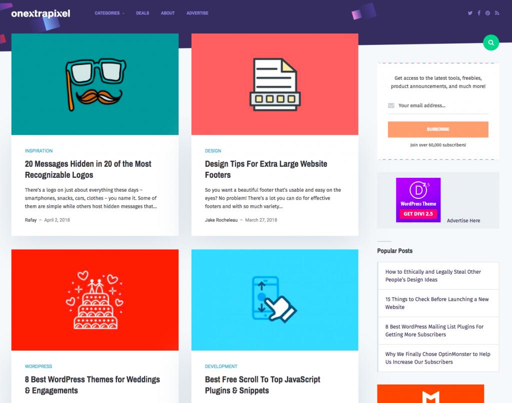 20 best web design and development blogs to follow netling