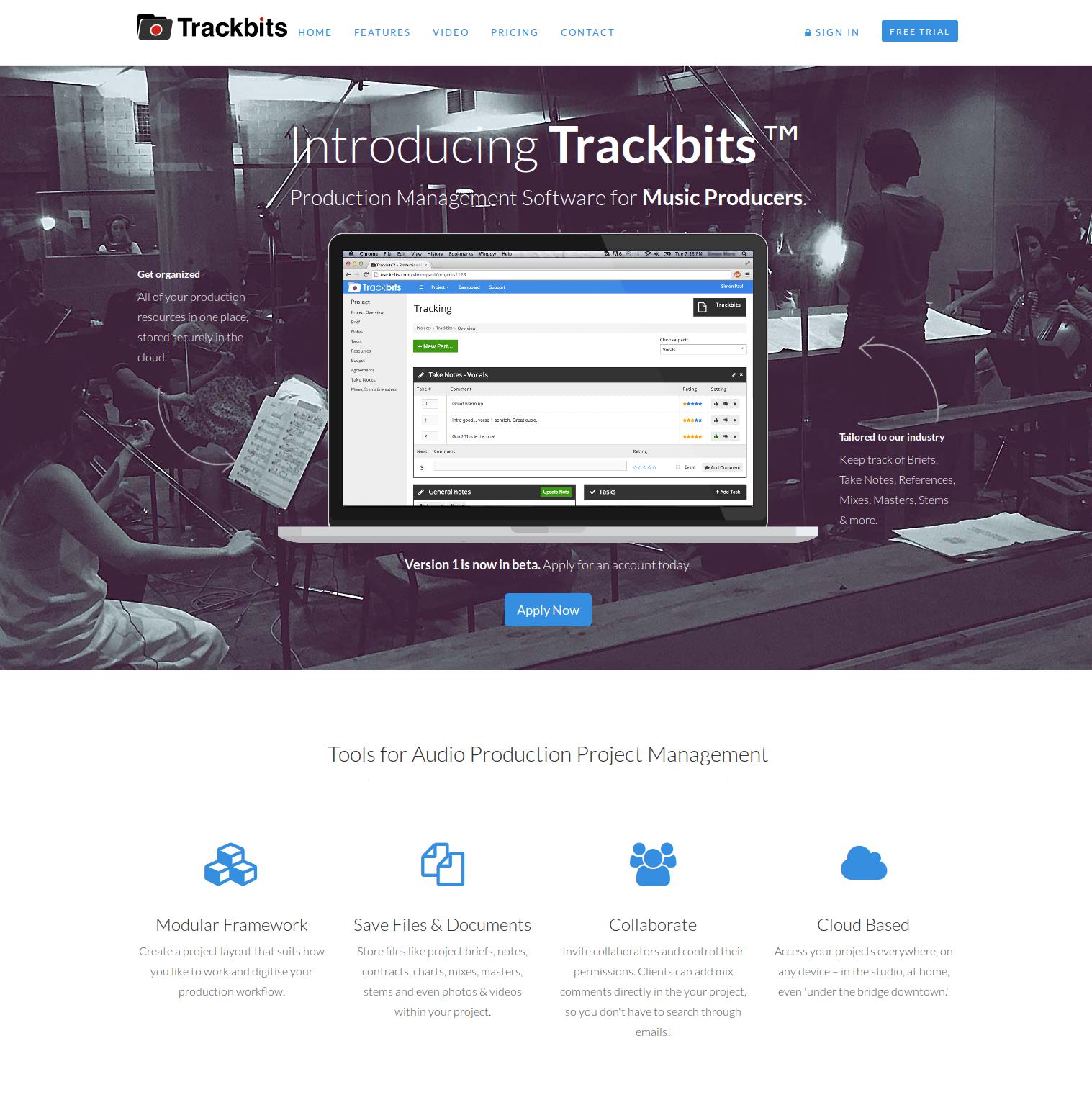 Trackbits